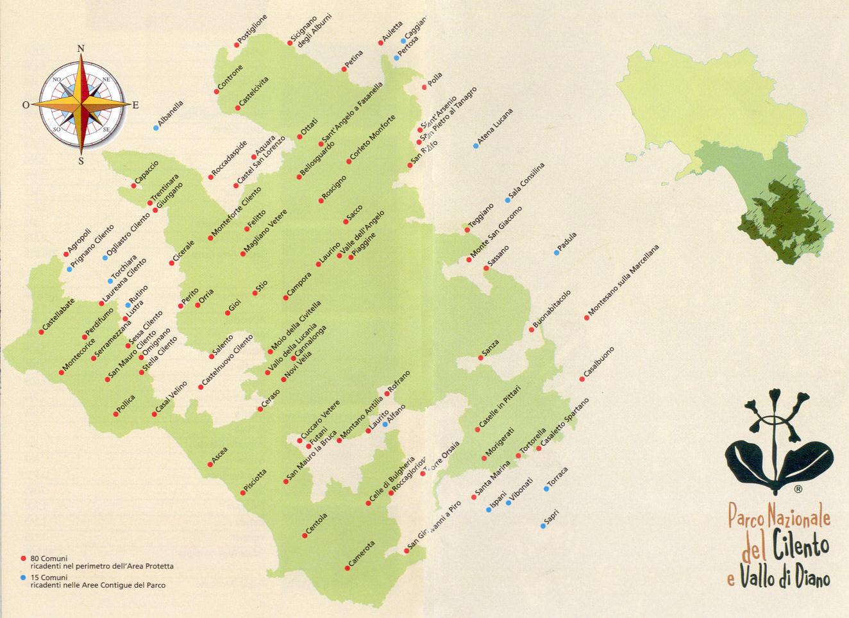 地图20Parco %%% 20del 20Cilento%20E%20Vallo%20di%20Diano