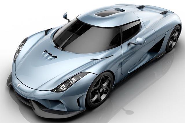 Koenigsegg-Regera-1