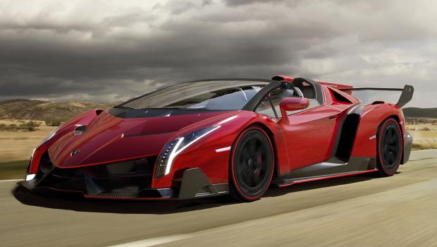 Lamborghini-Veneno Roadster
