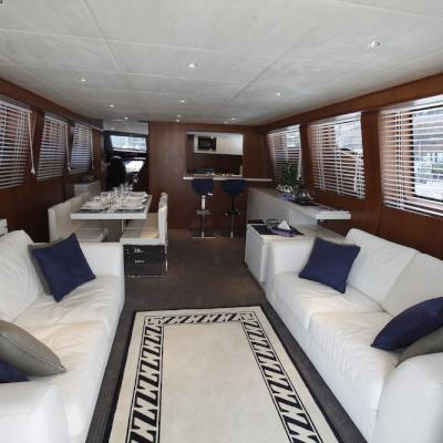Zahraa-yacht - 4interni