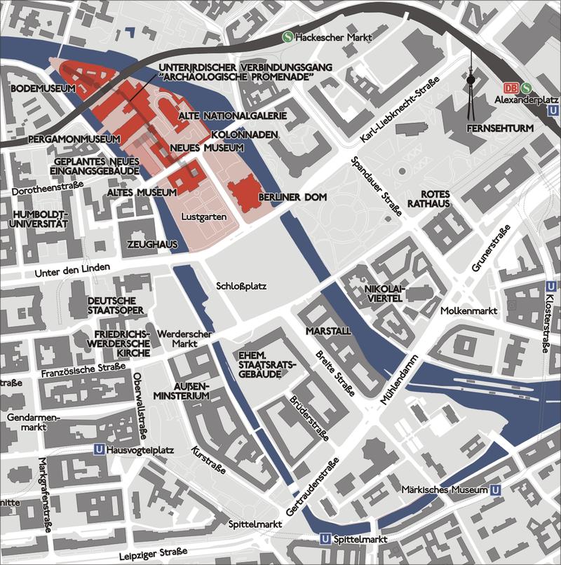Karte_berlin_museumsinsel mappa