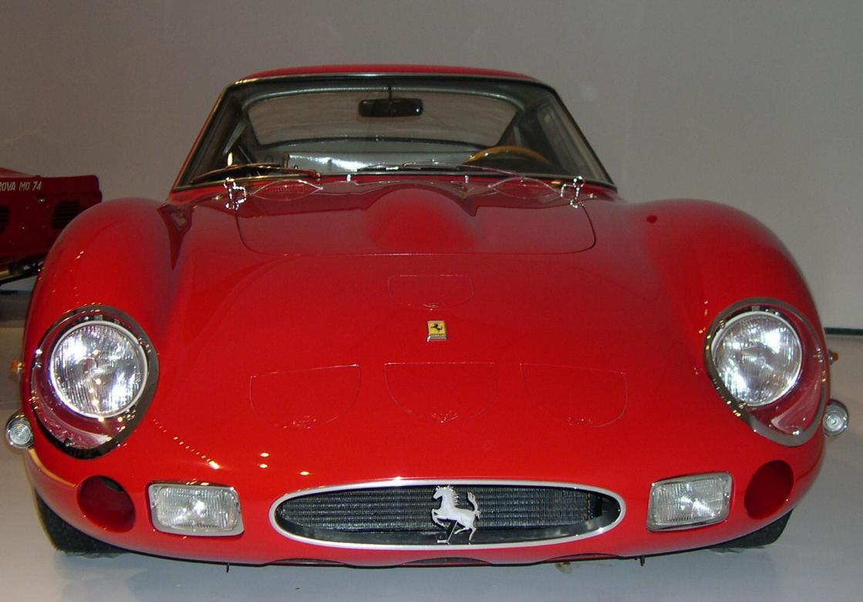 1962_Ferrari_250_GTO_front