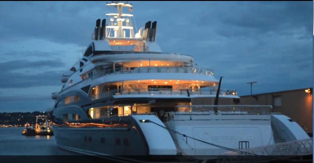 Serene Luxury Yacht Weblog Italy Panorama 4 Piano