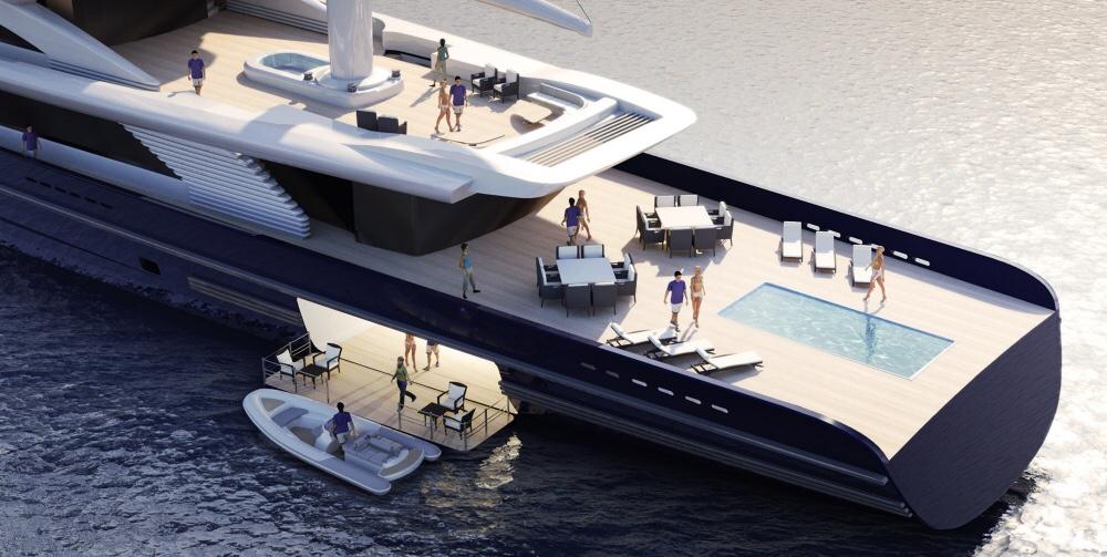 Black Pearl Lo Yacht A Vela Con Il Nuovo Armo Dynarig Panorama 4